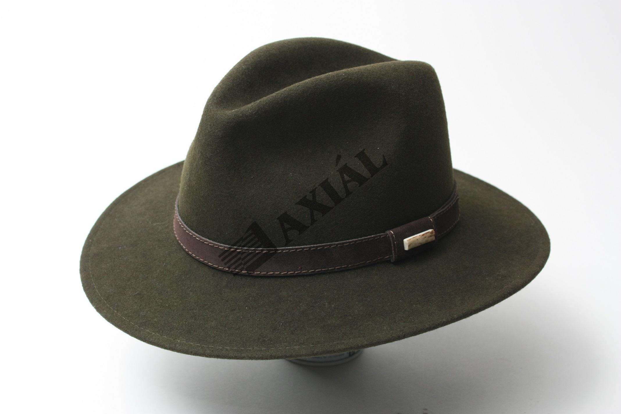 Kifutó termék WERRA hunting gyapjú kalap 59dd42253d